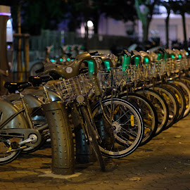 Parking by Beh Heng Long - Transportation Bicycles ( parking,  )