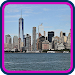 New York USA HD Wallpaper Icon