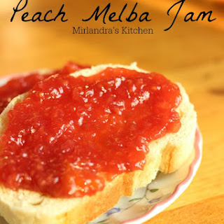 Peach Melba Jam Recipes