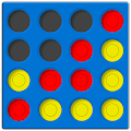 4 in a line - connect 4 APK for Bluestacks