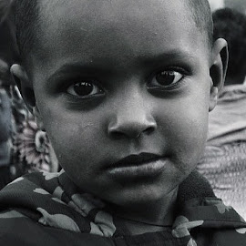 Eye's essence by Emily Ceron - Babies & Children Child Portraits