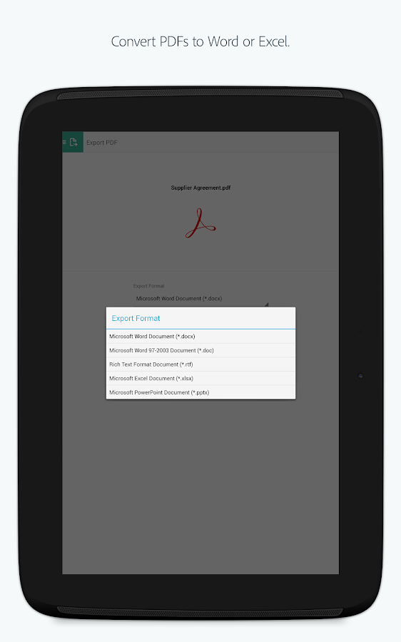 Adobe Acrobat Reader Screenshot 12