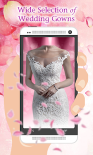 Wedding Gown Montage Editor - screenshot