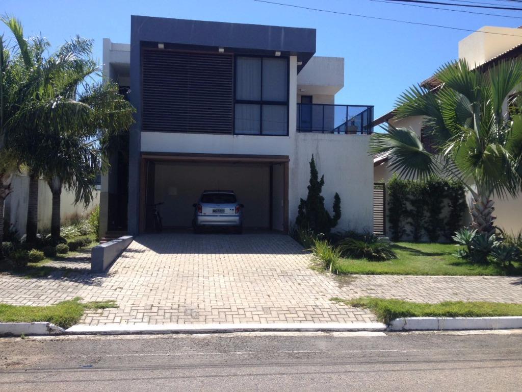 Casa residencial à venda, Altiplano Cabo Branco, João Pessoa - CA1308.