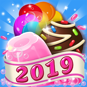 Jelly Crush - Match 3 Games & Free Puzzle 2019 For PC / Windows 7/8/10 / Mac – Free Download