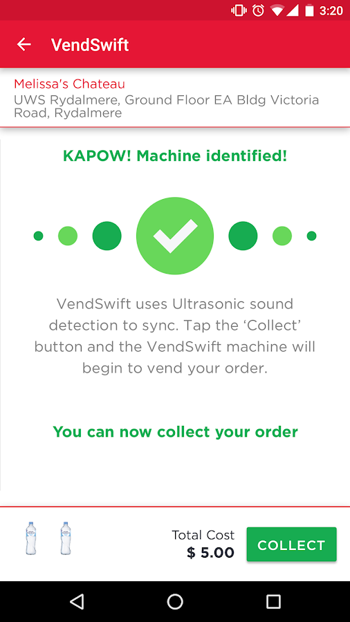 VendSwift Screenshot 3