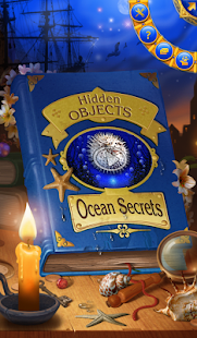 Hidden Objects: Ocean Secrets - screenshot