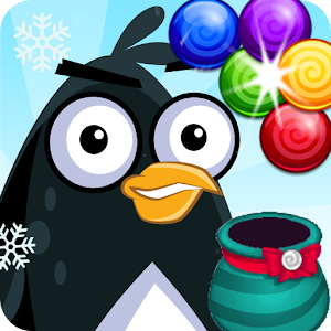 Penguin Bubble Pop Mania