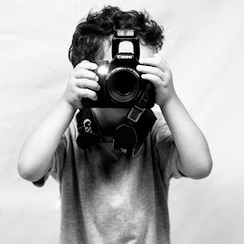 Baby Canon by Davide Dilevrano - Babies & Children Child Portraits