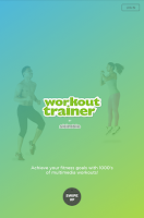 Screenshot of Workout Trainer
