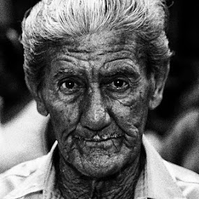 Old Man! by Gilberto Jr. - People Portraits of Men