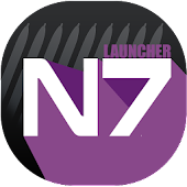 Launcher Note 7 theme for Lollipop - Android 5.0