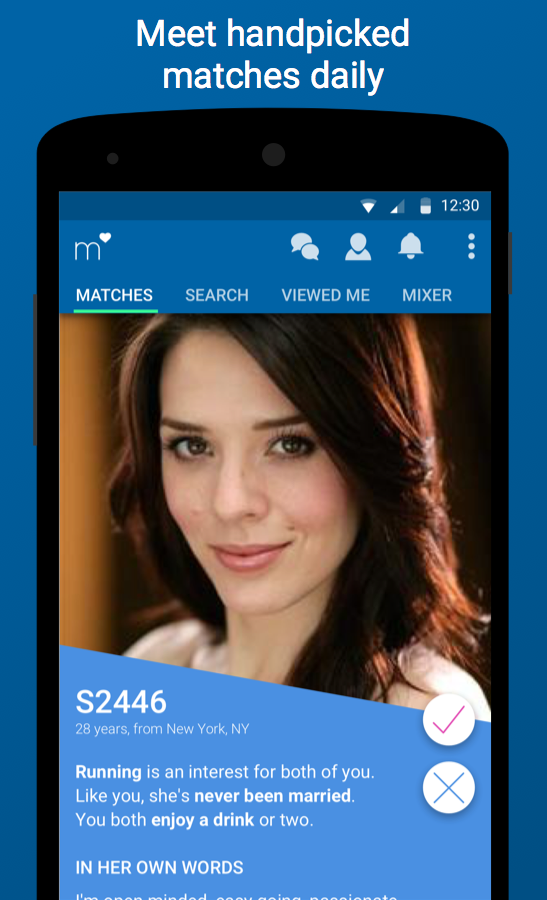 Match™ Dating - Meet Singles Screenshot 1