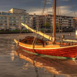 Aura by Bojan Bilas - Transportation Boats ( aura, finland, turku, boat )