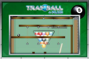 Screenshot of Trap Ball Plus Pool Edition