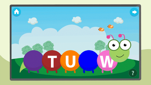 Kids Preschool Learn Letters APK screenshot thumbnail 5
