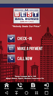 AA Best Bail Bonds San Antonio - screenshot
