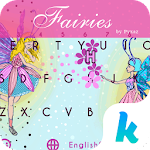Fairies Themefor Kika Keyboard 4.0 Apk