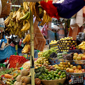 fruits and market by Cristobal Garciaferro Rubio - City,  Street & Park  Markets & Shops ( pwcmarkets )