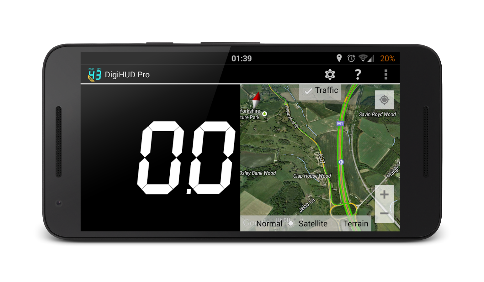 DigiHUD Pro Speedometer Screenshot 6