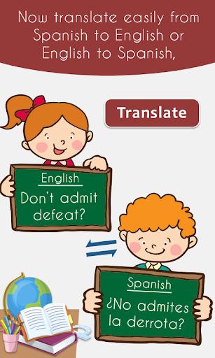 Spanish English Translator For PC