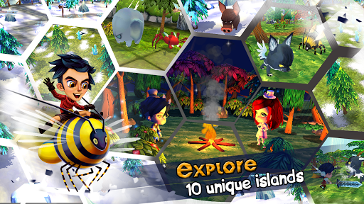 Chibi Survivor Weather Lord Survival Island Series For PC