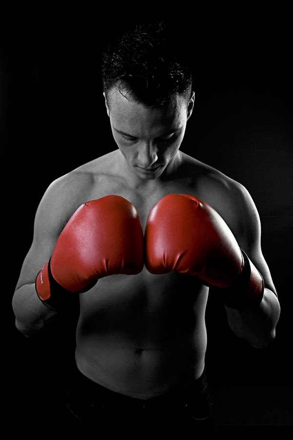 Preparation by Aleks Markelj - Sports & Fitness Boxing ( sport, box, gloves, boxing, man )