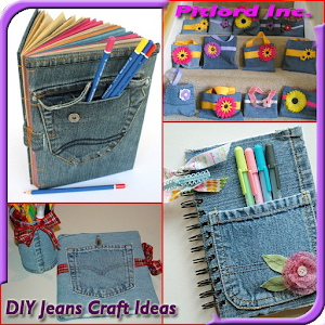 Recycled jeans craft ideas android apps on google play for Good craft 2 play store