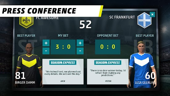 SEASON 17 - Football Manager APK baixar
