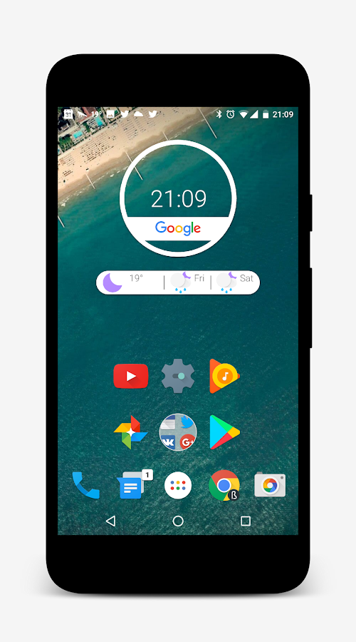 Nougat for Zooper Screenshot 17