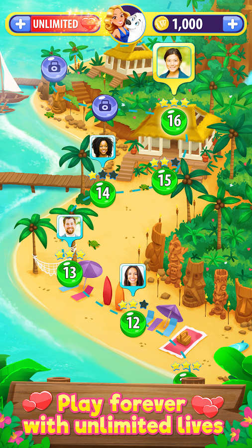 Wheel of Fortune PUZZLE POP Screenshot 2