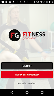 The Fitness Generation - screenshot