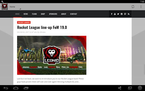 Free Leonid Gaming APK for Windows 8