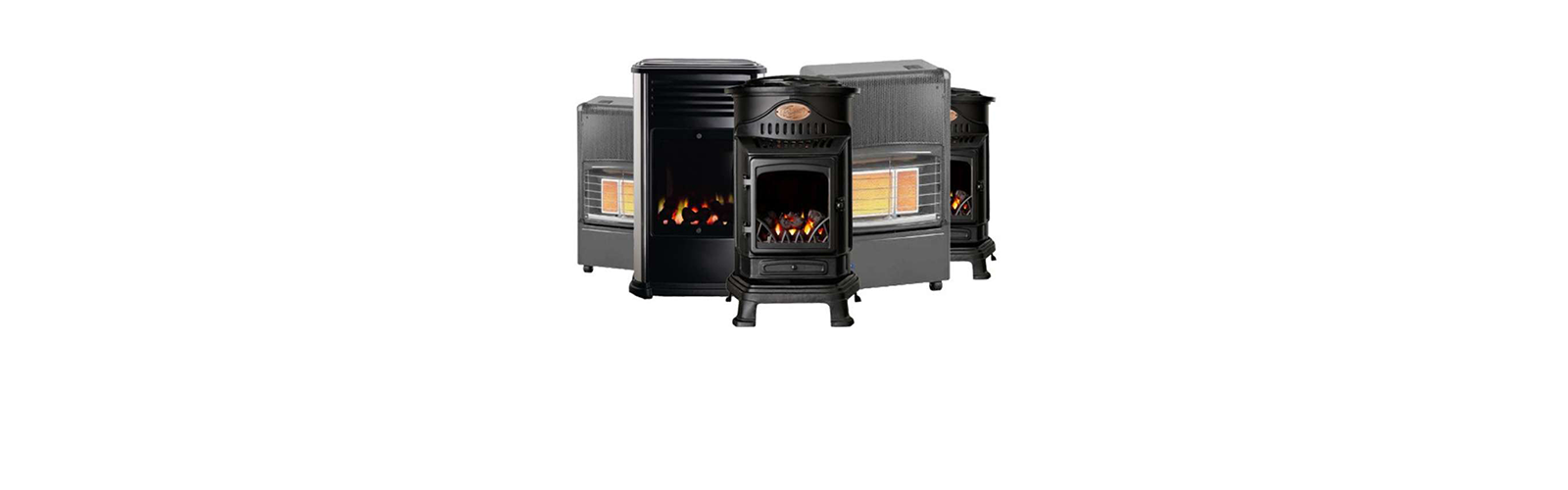 Click to view our Portable Gas Heaters