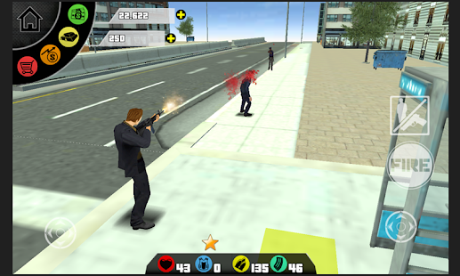 San Andreas: Real Gangsters 3D apk screenshot