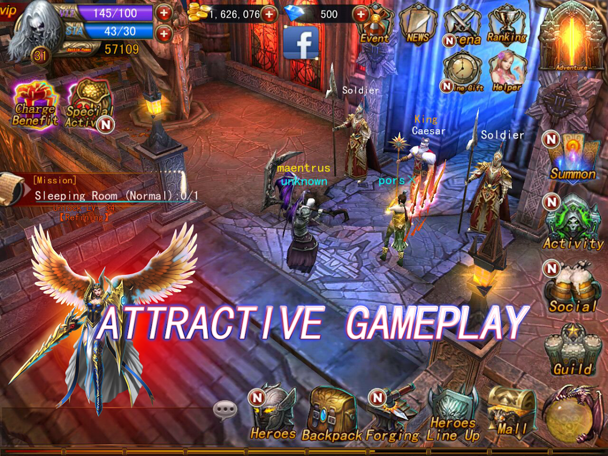 The Exorcists: 3D Action RPG Screenshot 16