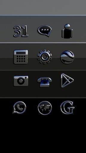 Icon Pack Sakato 3D - screenshot
