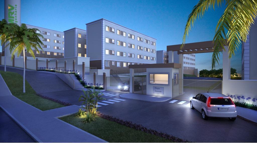 Apartamento à Venda - Jardim Paraíso