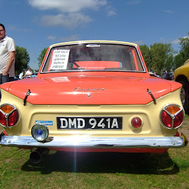 mk 1 cortina by Gus Smith - Transportation Automobiles