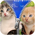 Kitty Zipper Lock Screen APK Version 1.0