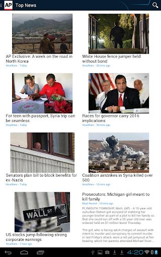 AP Mobile - Breaking News screenshot 10
