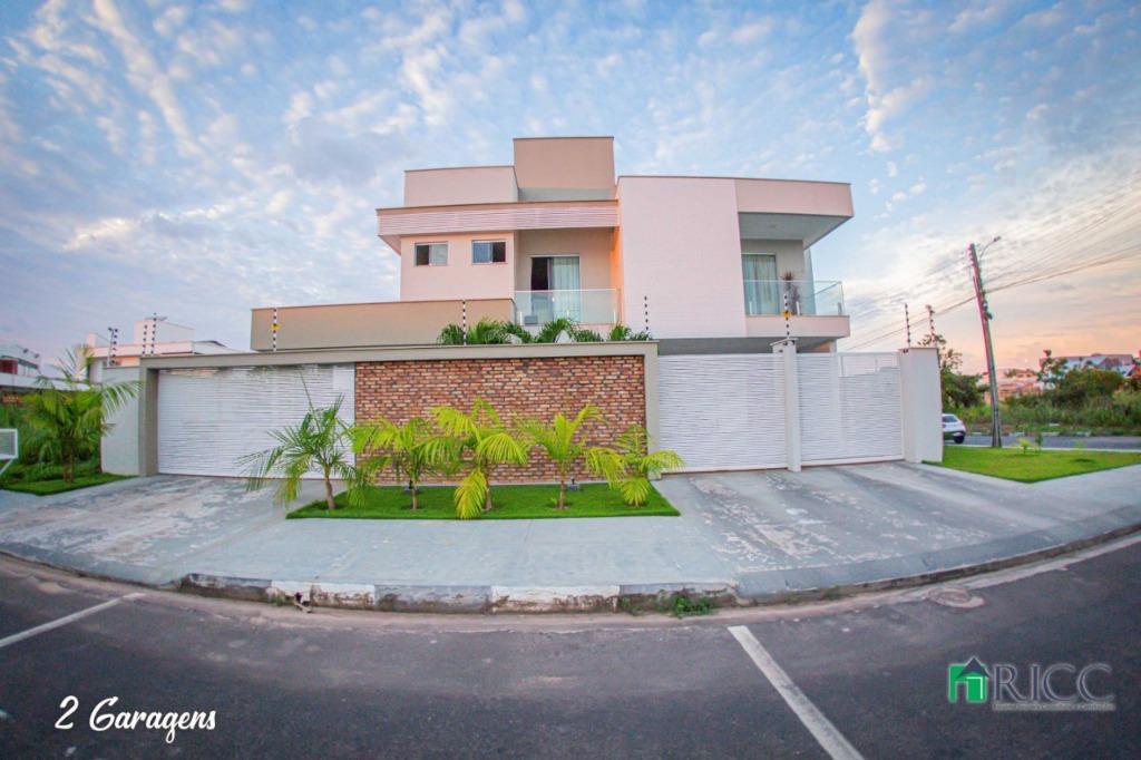 Casa com 4 dormitórios à venda, 300 m² por R$ 1.650.000,00 - Paraviana - Boa Vista/RR