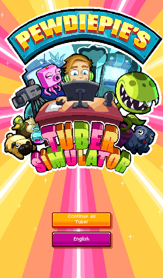 PewDiePie's Tuber Simulator Screenshot 0