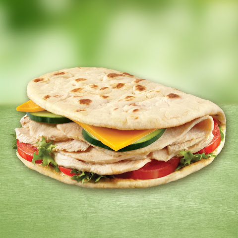 Turkey & Cheese Foldit® Flatbread Club