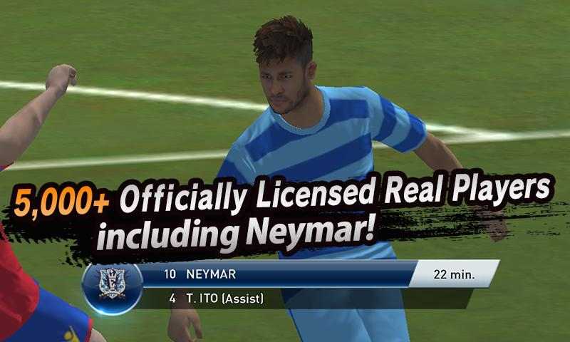 PES CLUB MANAGER Screenshot 2