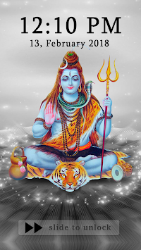 Lord Shiva HD Live Wallpaper 2017 : Mahakal Status APK screenshot thumbnail 1