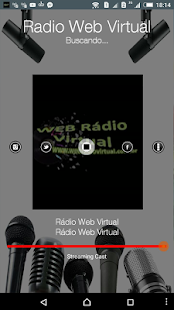 Radio Virtual - screenshot