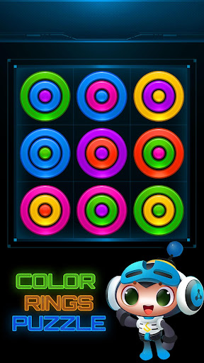 Color Rings Puzzle For PC