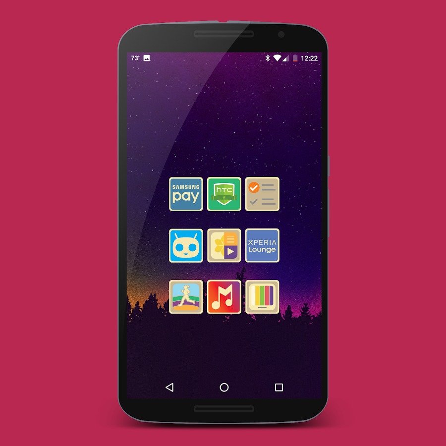 Retrofit Icon Pack Screenshot 11