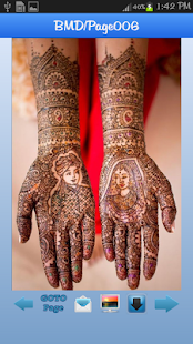 Bridal Mehandi Designs - screenshot